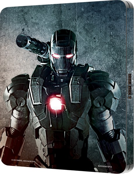 iron man 2 steelbook2