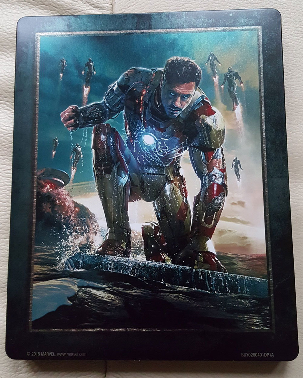 iron man 3 steelbook zavvi1