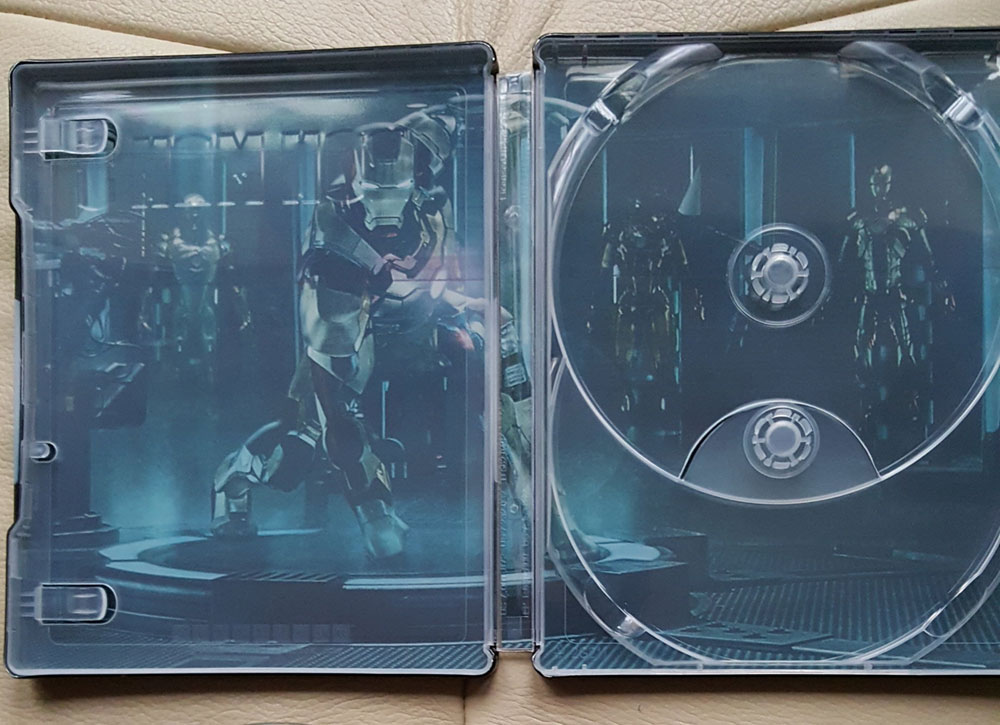 iron man 3 steelbook zavvi4