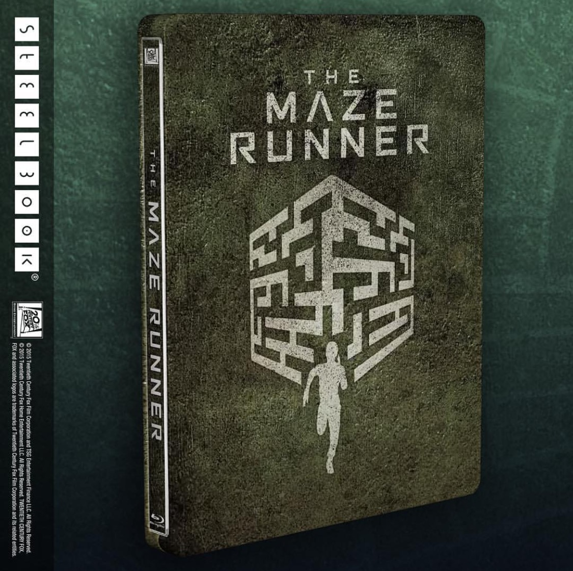 le labyrinthe steelbook best buy