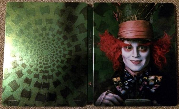 Alice steelbook 2