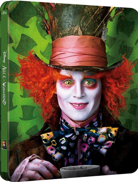 Alice steelbook 1