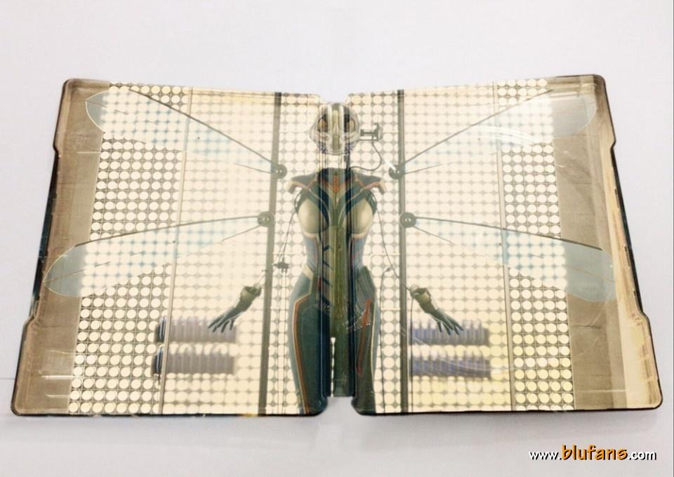 Ant-Man steelbook blufans2