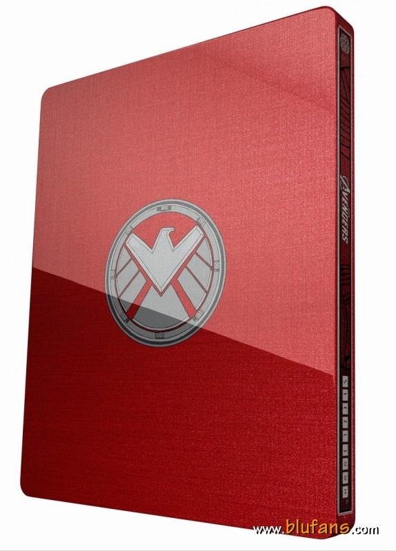 Avengers steelbook Mondo 3