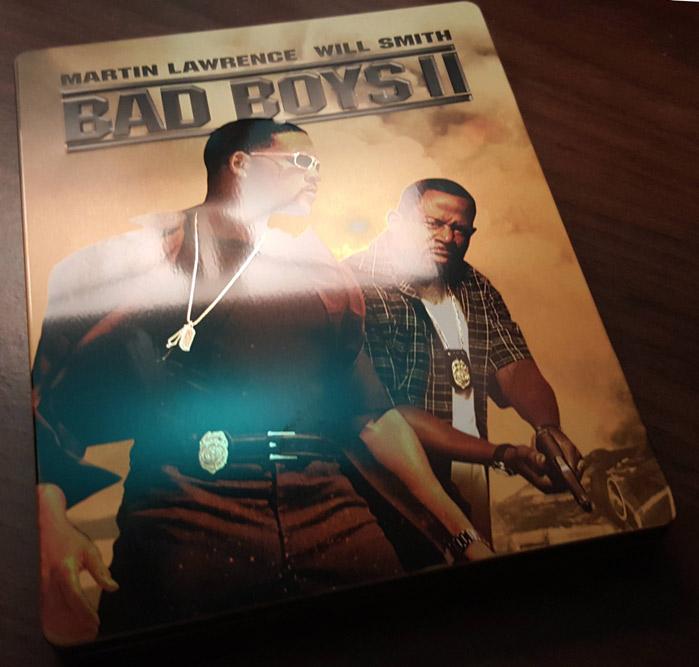 Bad Boy II steelbook zavvi 1