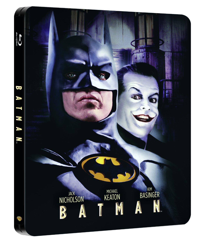 Batman steelbook fr