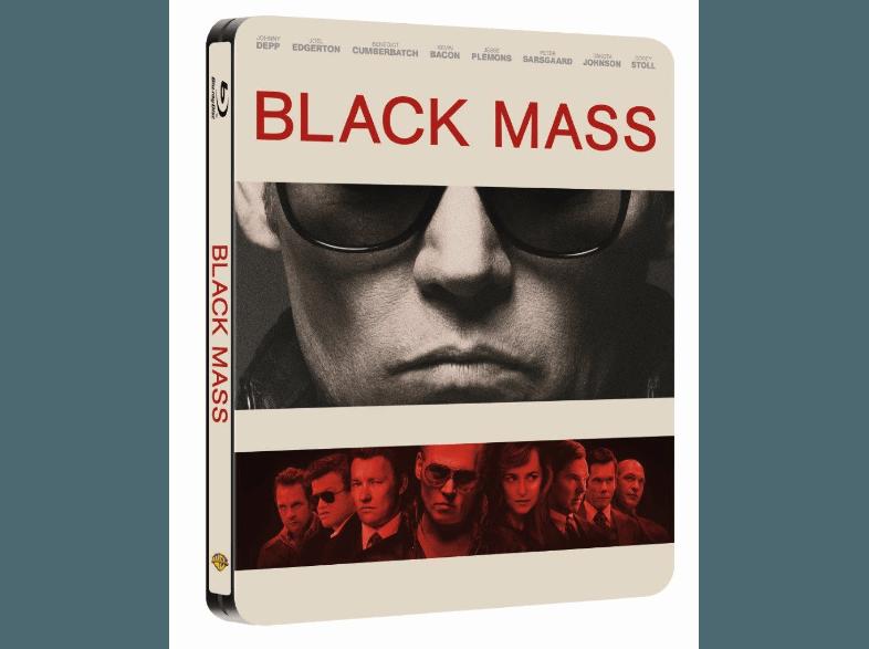 Black Mass steelbook