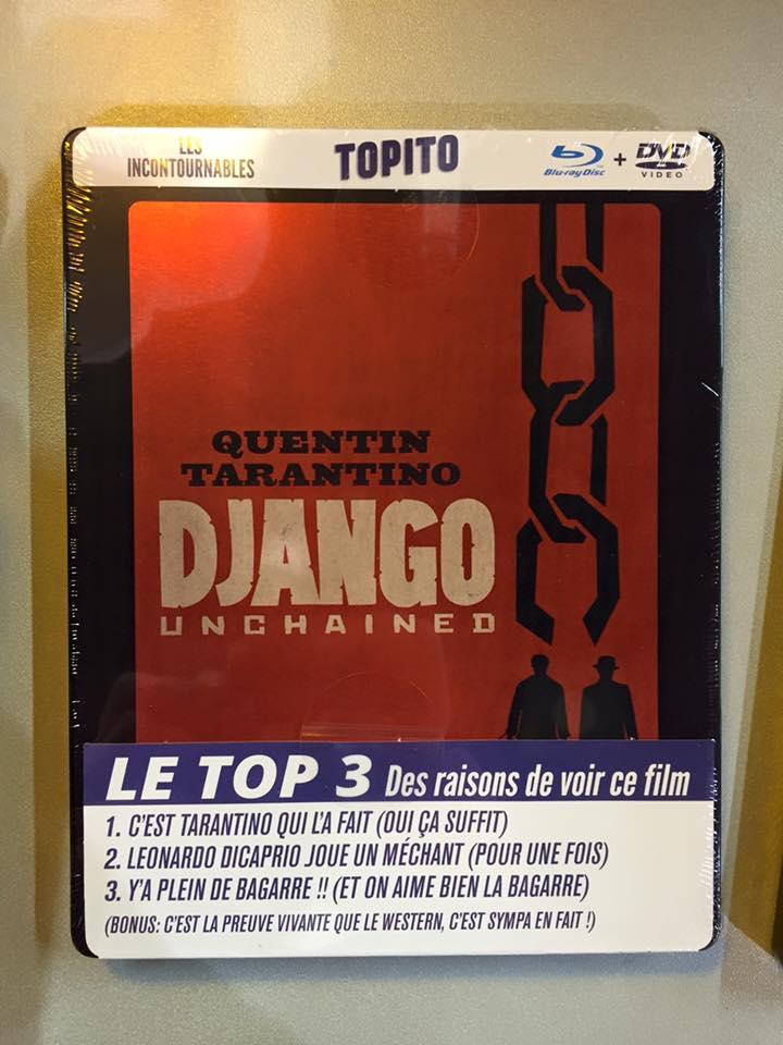 Django metalpak
