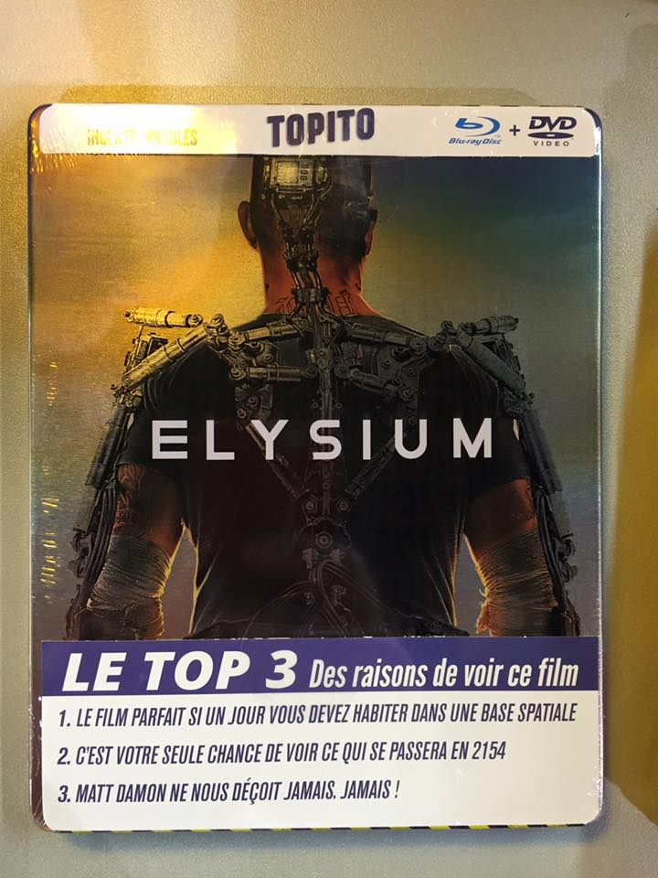 Elysium metalpak
