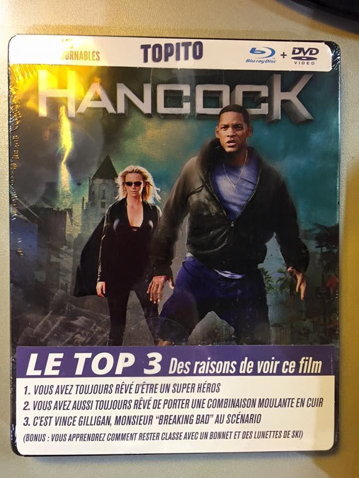 Hancock metalpak