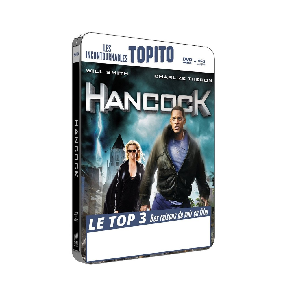 Hancock steelbook fr