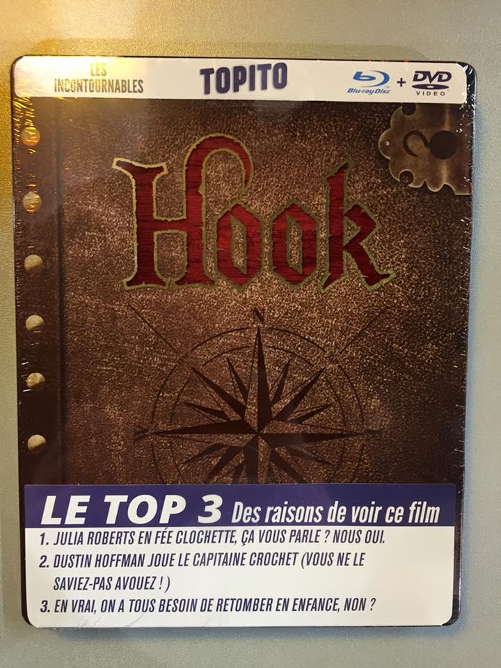 Hook metalpak