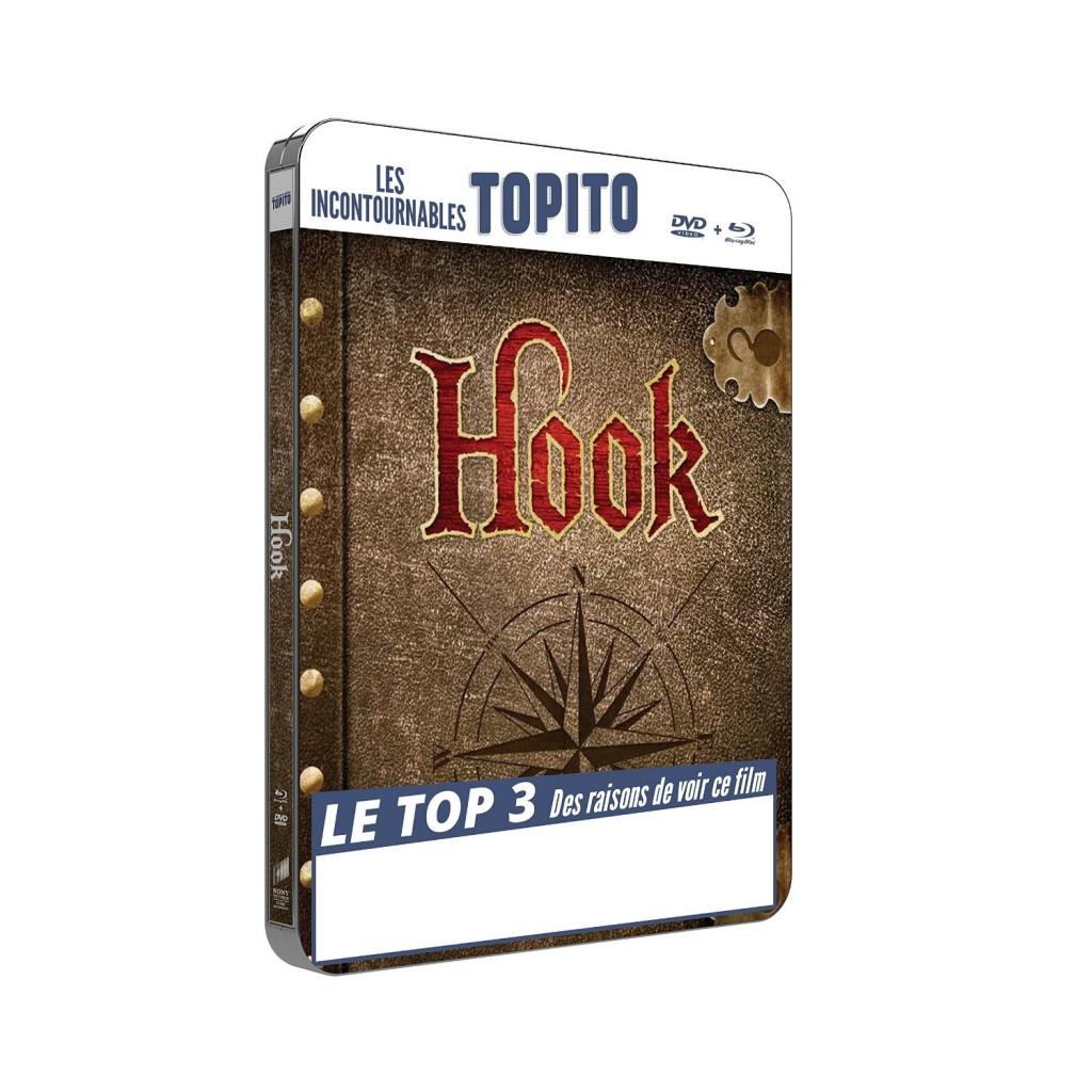 Hook steelbook fr