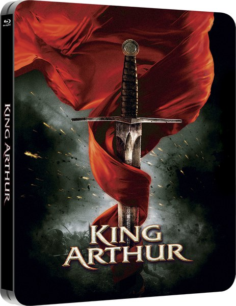 King Arthur steelbook zavvi 1