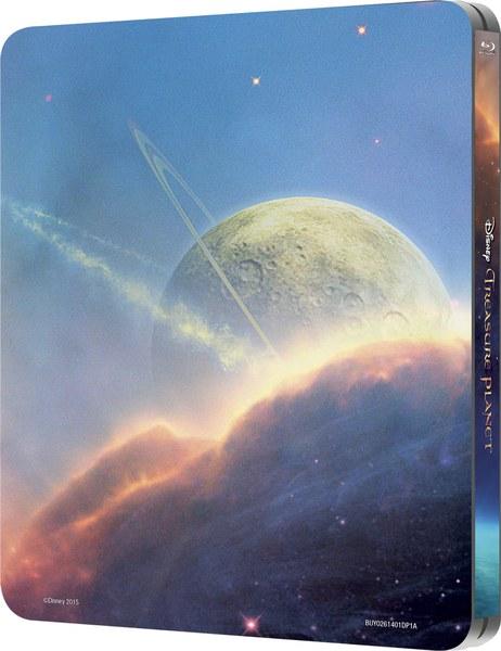La Planète au trésor steelbook zavvi2