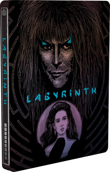 Labyrinthe steelbook mondo 2