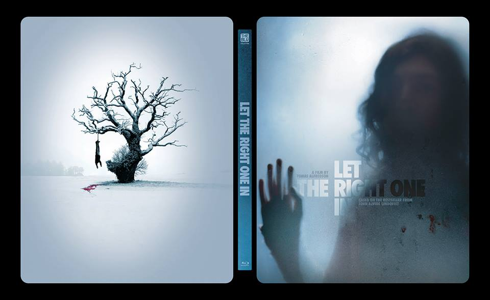 Let The Right One steelbook