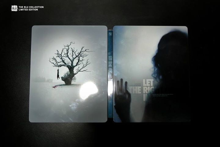 Let the Right One In steelbook 1