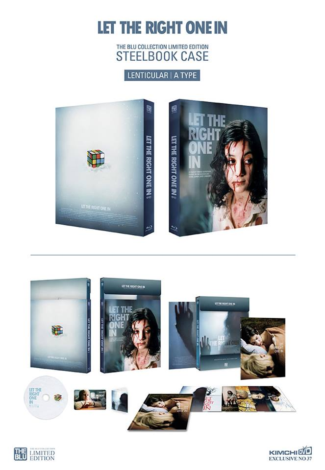 Let the Right One In steelbook A