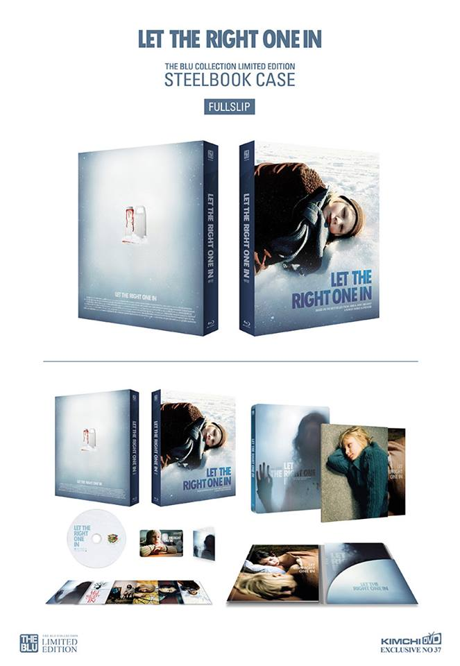 Let the Right One In steelbook C
