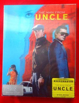 The Man form Uncle steelbook HDzeta