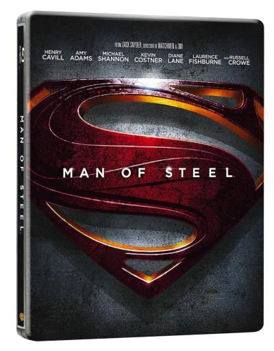 Man of steel steelbook fr