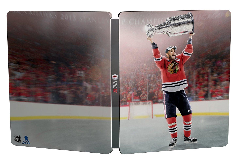 NHL16 steelbook