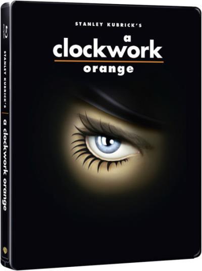 Orange Mecanique steelbook fr