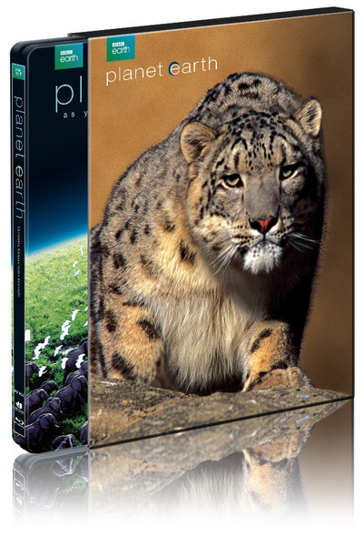 Planet Earth steelbook 2