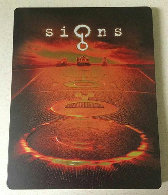 Signs-steelbook
