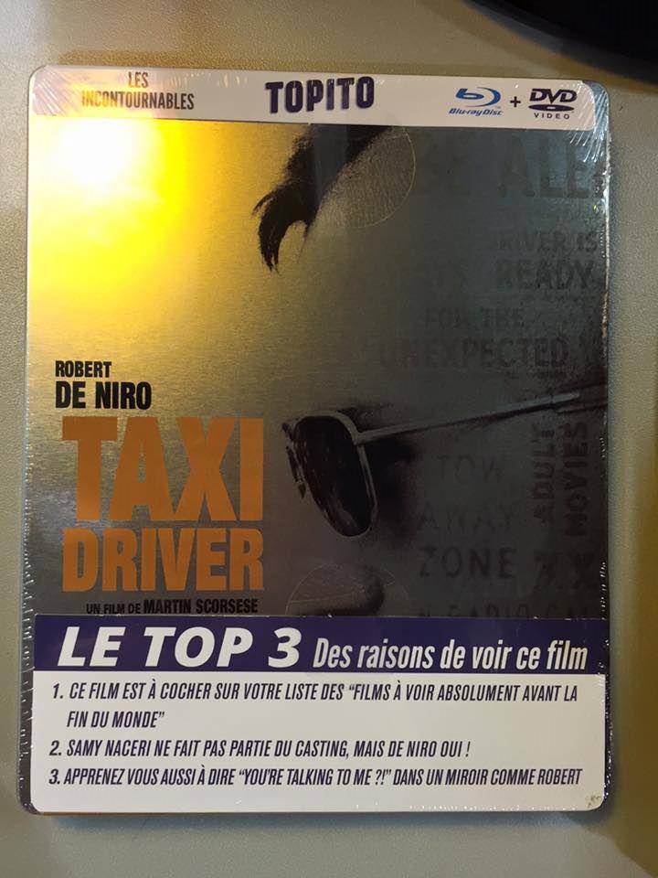 Taxi Driver metalpak