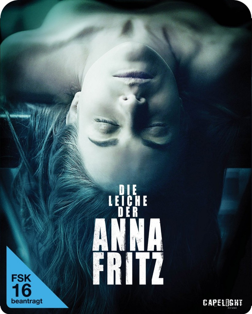 The Corpse of Anna Fritz steelbook