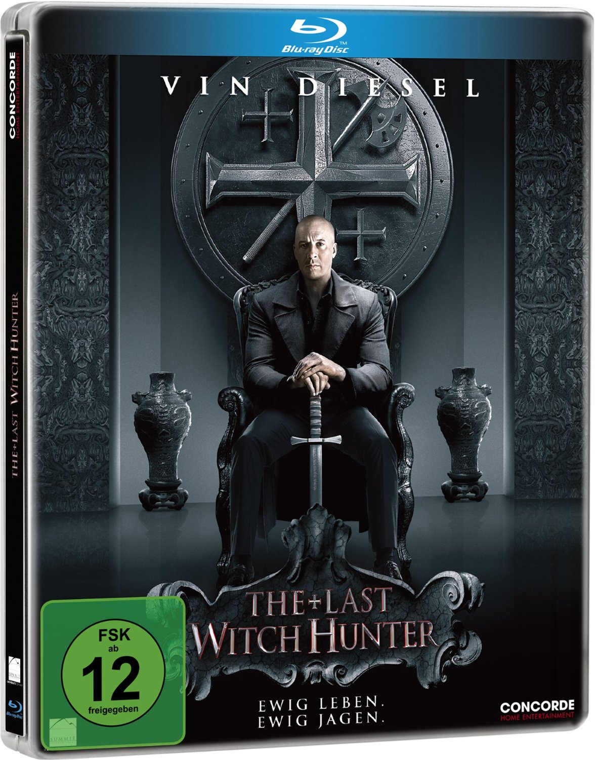The Last Witch Hunter steelbook