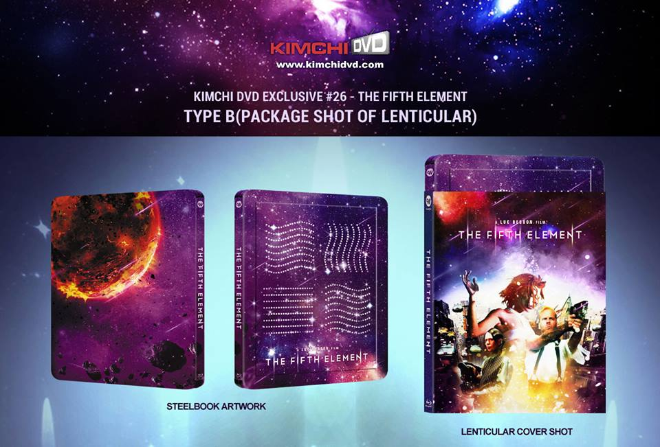 the fifth element steelbook kimchidvd3