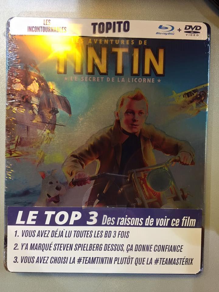 Tintin metalpak