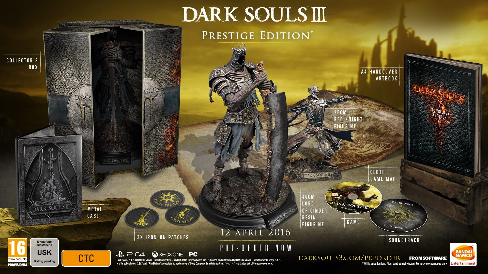 dark souls 3 steelbook3
