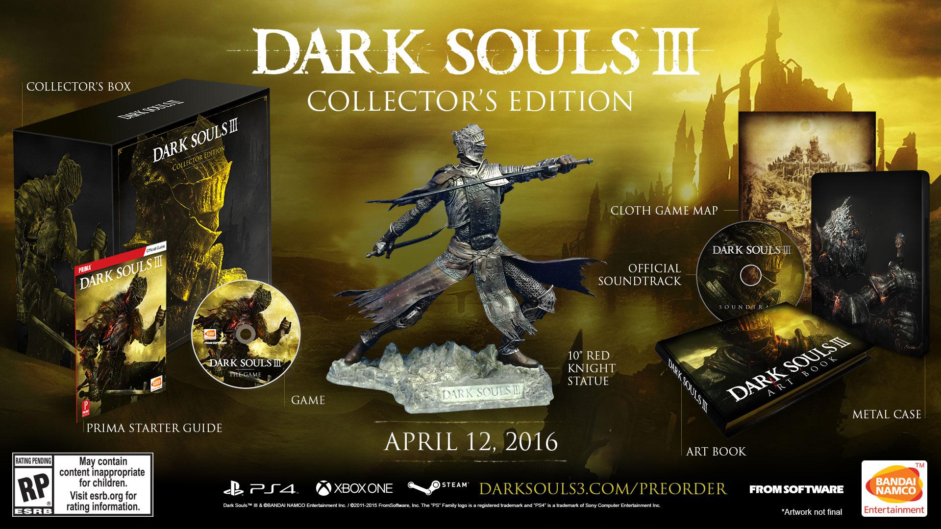 dark souls 3 steelbook4