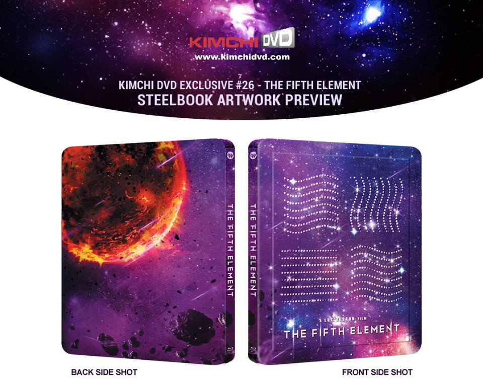 the fifth element steelbook kimchi