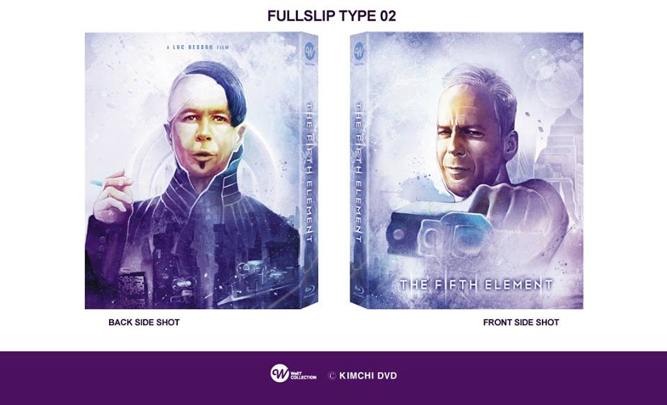the fifth element steelbook kimchidvd2