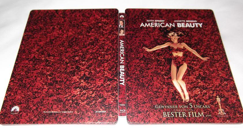 American Beauty steelbook