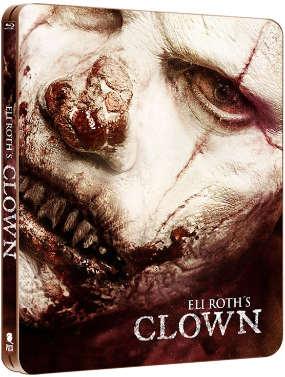 Clown-steelbook
