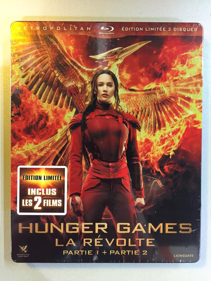 Hunger Games 1 2 steelbook fr 1