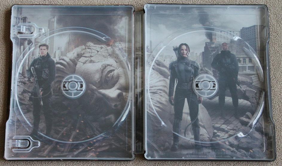 Hunger Games La Revolte Partie 2 steelbook best buy2