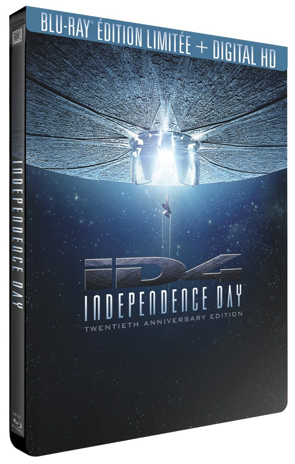 Independence Day steelbook fr
