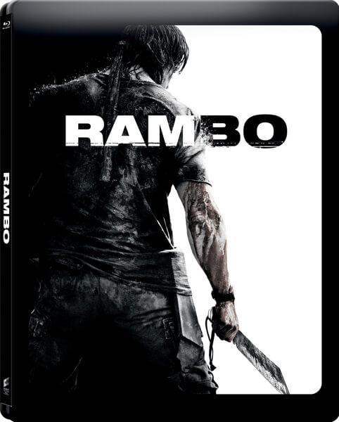 John Rambo steelbook 1