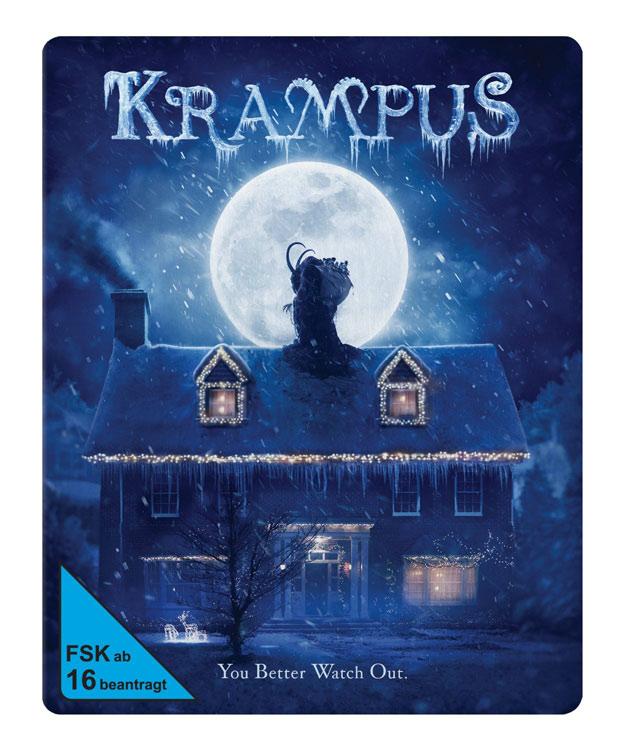 Krampus-steelbook