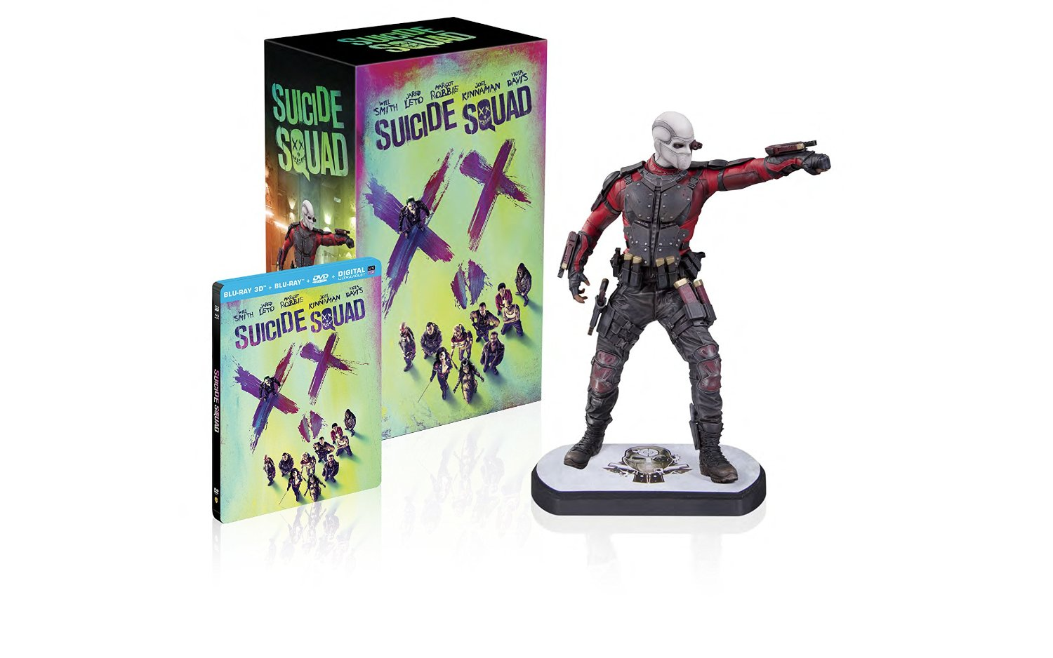 Suicide Squad steelbook collector 2