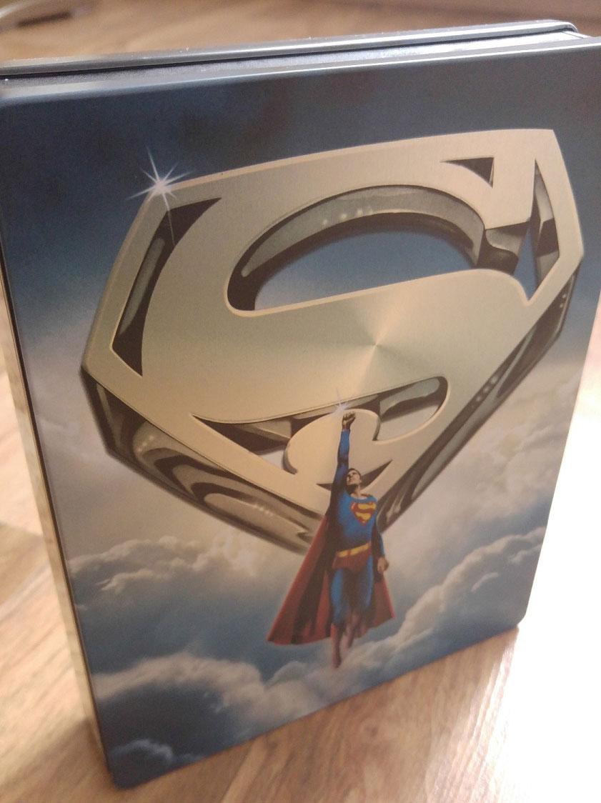 Superman Anthology steelbook