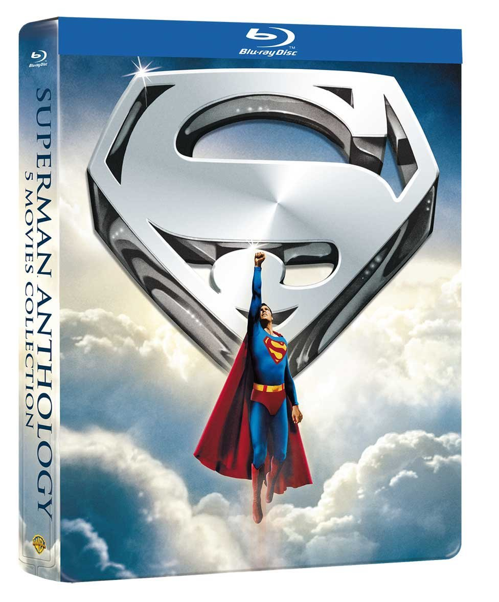 Superman anthology steelbook IT