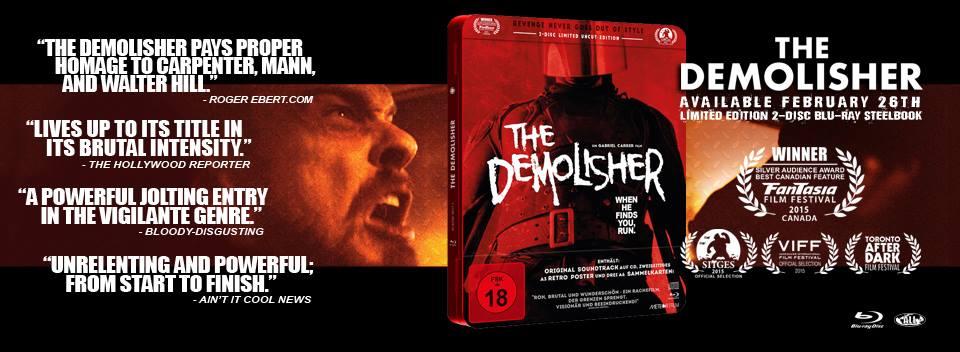 The Demolisher steelbook 2